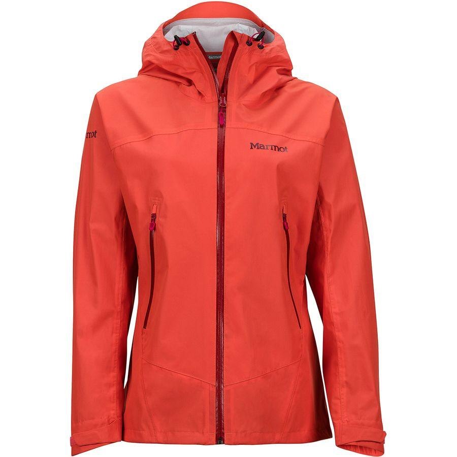 (取寄)マーモット レディース イクリプス ジャケット Marmot Women Eclipse Jacket Hibiscus
