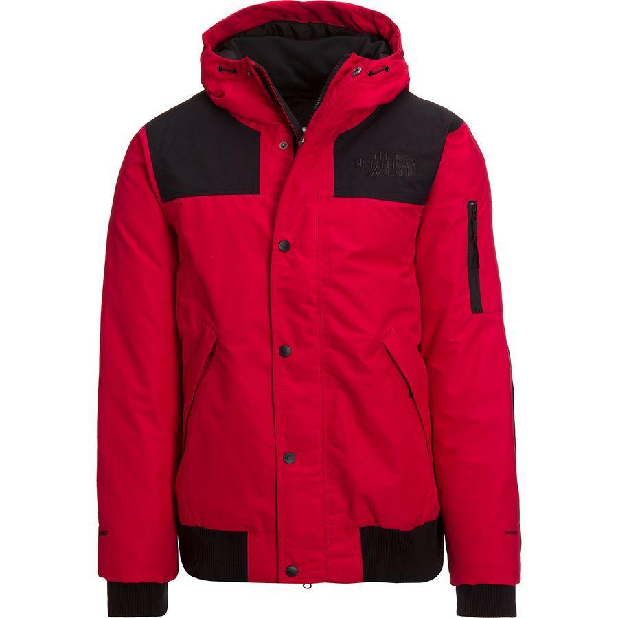(取寄)ノースフェイス メンズ ニューイントン ダウン ジャケット The North Face Men's Newington Down Jacket Tnf Red
