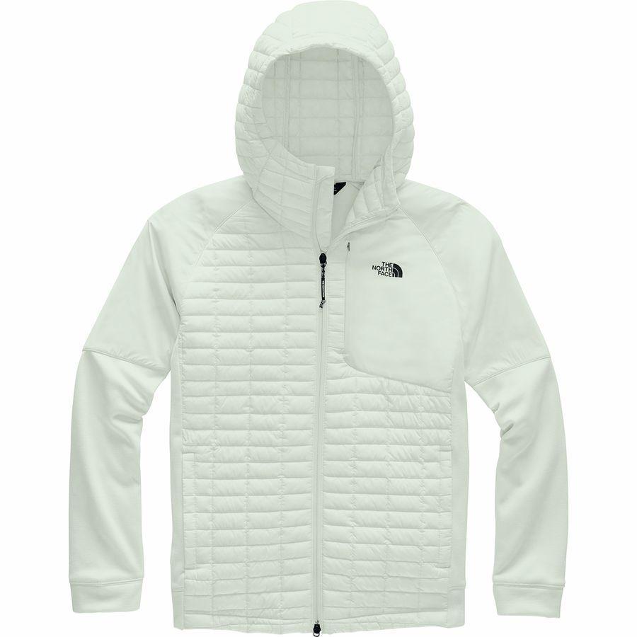 (取寄)ノースフェイス メンズ サーモボール フラッシュ フーデッド ジャケット The North Face Men's Thermoball Flash Hooded Jacket Tin Grey