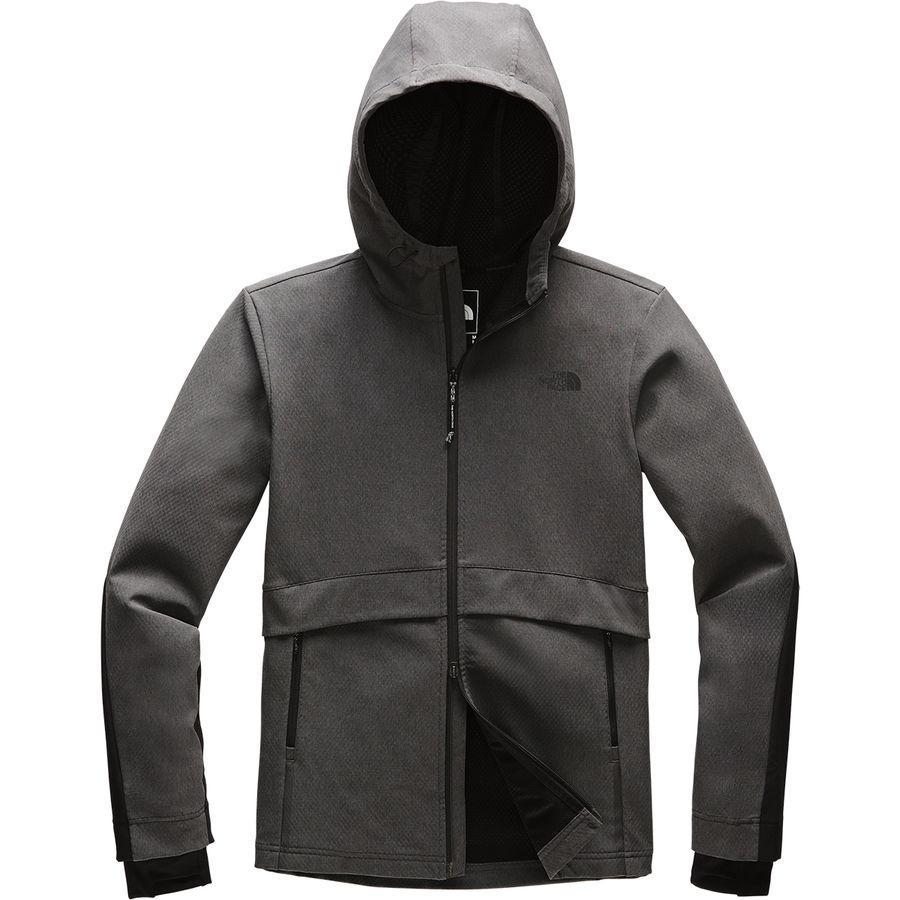 【ハイキング 登山 マウンテン アウトドア】【ウェア アウター】【大きいサイズ ビッグサイズ】 (取寄)ノースフェイス メンズ タクティカル フラッシュ ジャケット The North Face Men's Tactical Flash Jacket Tnf Dark Grey Heather/Tnf Black