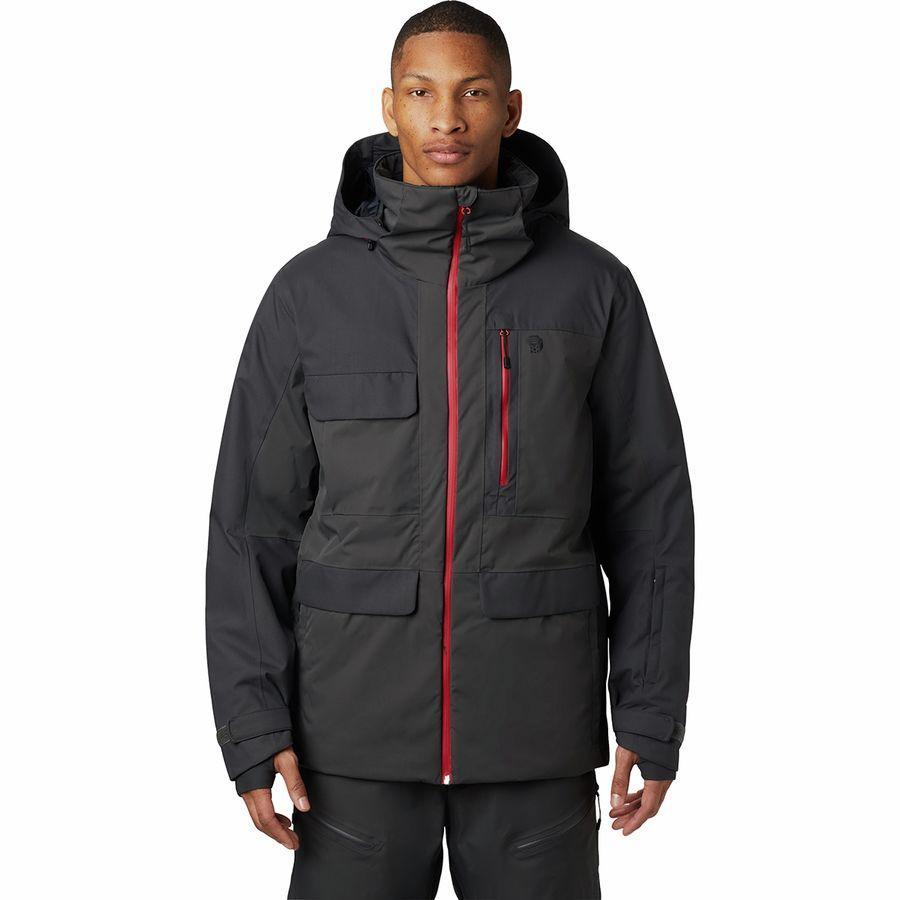 (取寄)マウンテンハードウェア メンズ ファイアフォール 2 インサレーテッド ジャケット Mountain Hardwear Men's Firefall 2 Insulated Jacket Void