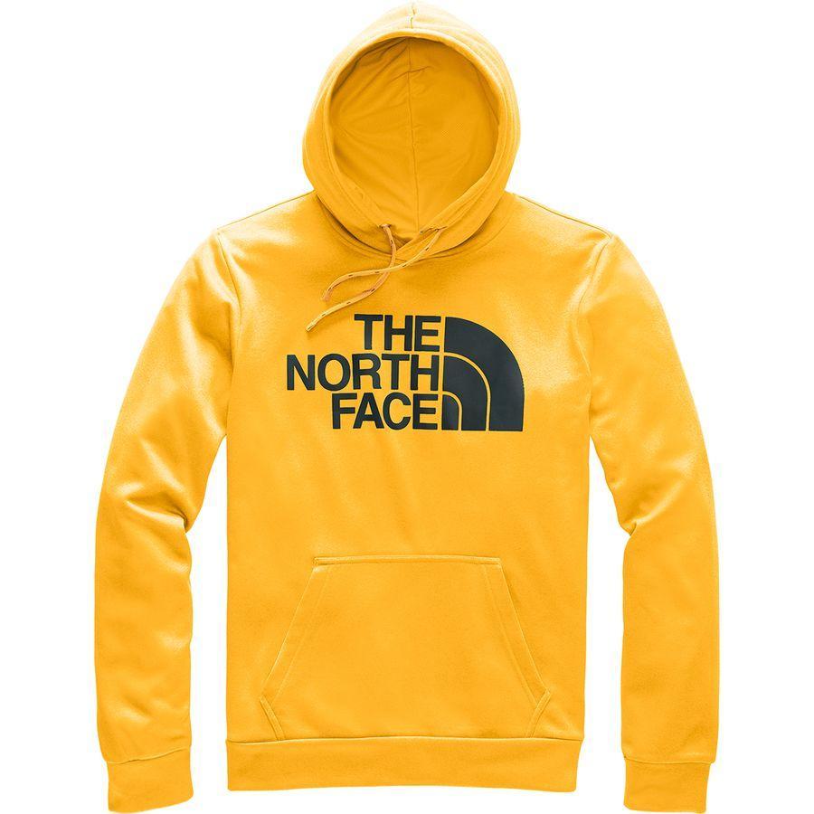 (取寄)ノースフェイス メンズ Surgent ハーフ ドーム プルオーバー パーカー The North Face Men's Surgent Half Dome Hoodie 2.0 Pullover Tnf Yellow Heather
