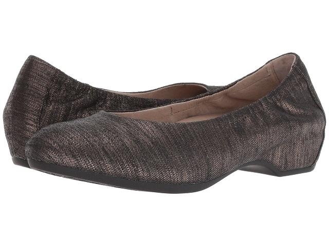 (取寄)ダンスコ レディース リザンヌ  Dansko Women Lisanne Pewter Textured Leather