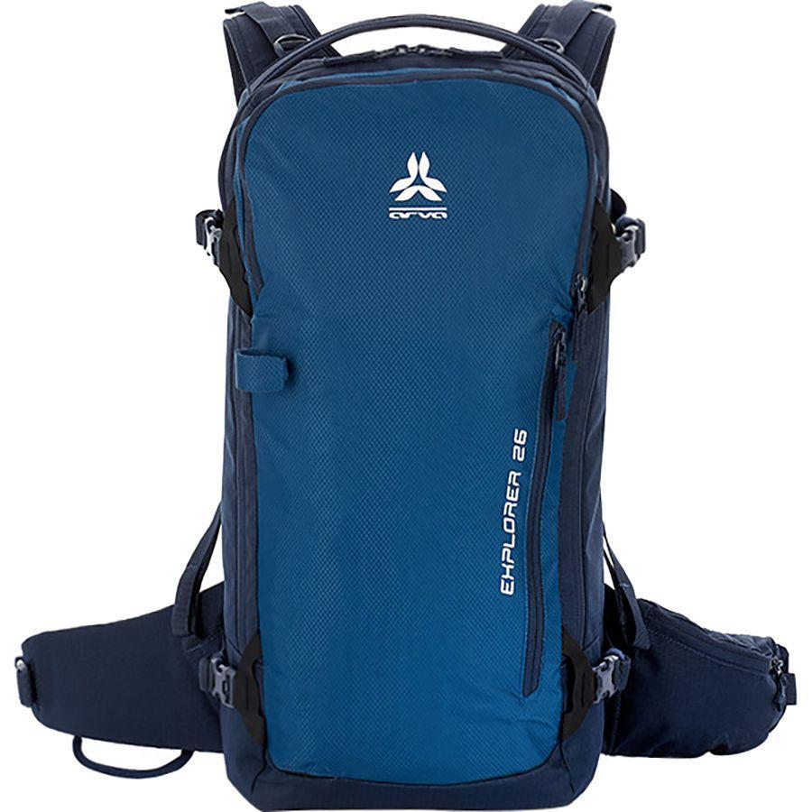 【クーポンで最大2000円OFF】(取寄)アルバ ユニセックス エクスプローラ 26L バックパック ARVA Men's Explorer 26L Backpack Patrol Blue