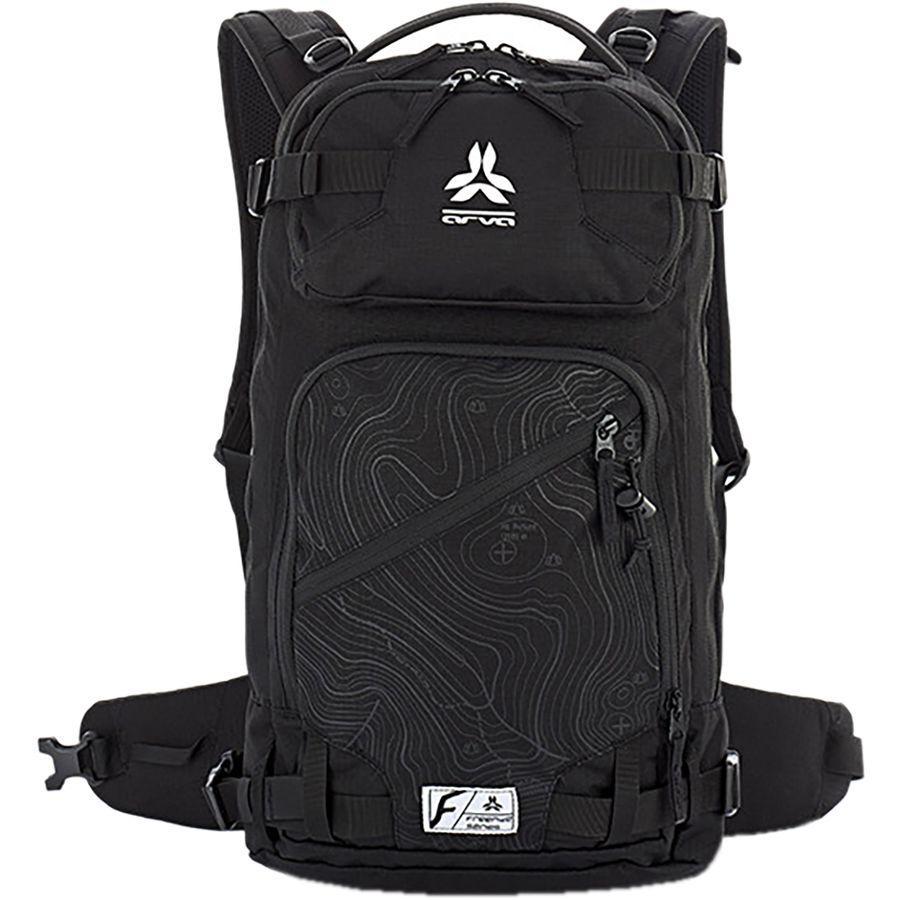 (取寄)アルバ ユニセックス カルガリー 22L バックパック ARVA Men's Calgary 22L Backpack 黒