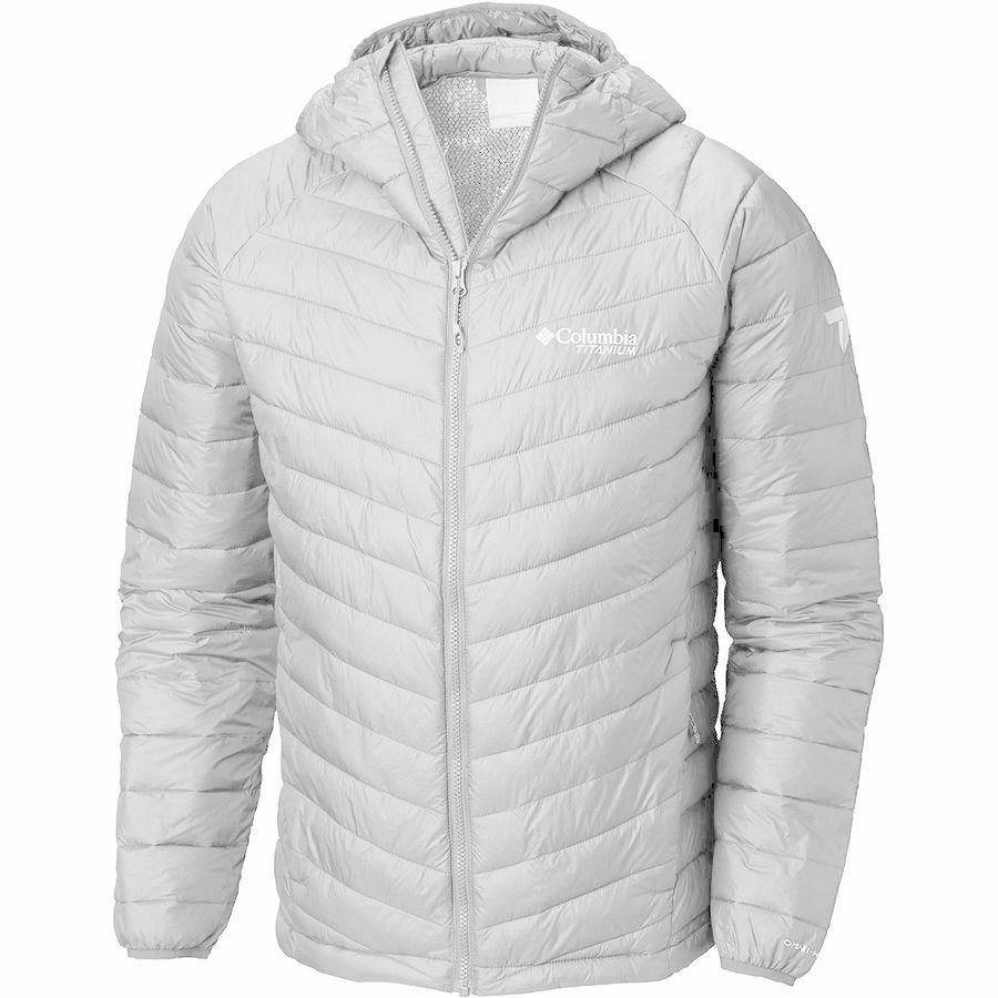 【ファッション ブランド カジュアル ストリート アウトドア】【ジャケット ウェア アウター】【メンズ 大きいサイズ】 (取寄)コロンビア メンズ Titanium スノー カントリー フーデッド ジャケット Columbia Men's Titanium Snow Country Hooded Jacket Slate Grey