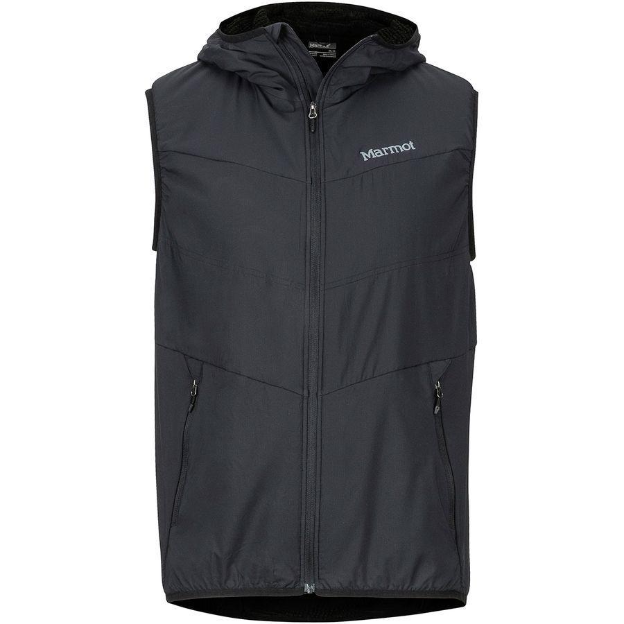 (取寄)マーモット メンズ アルファ 60 ベスト Marmot Men's Alpha 60 Vest Black