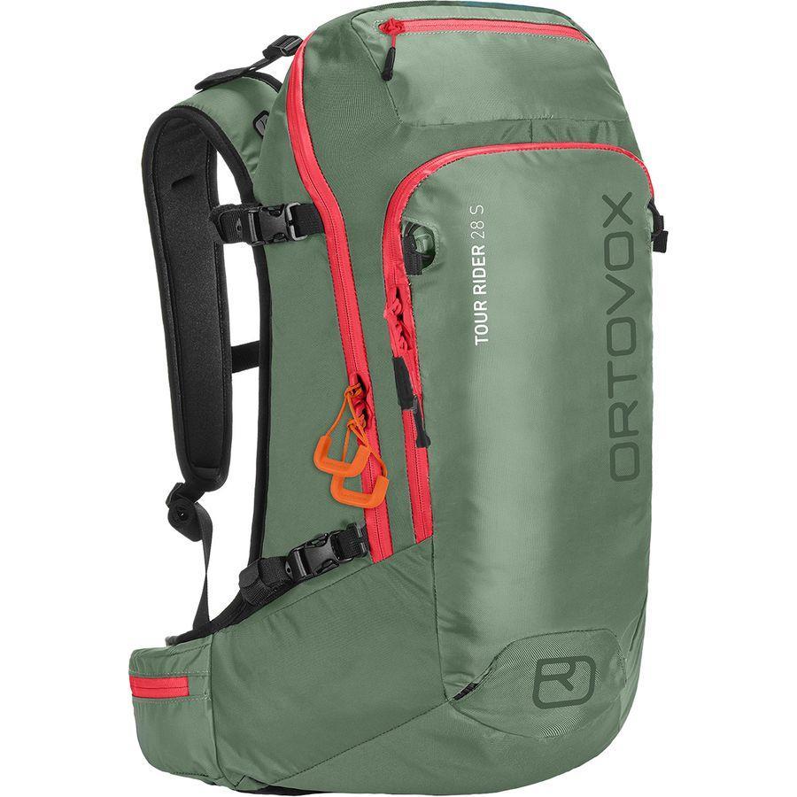 【クーポンで最大2000円OFF】(取寄)オルトボックス ユニセックス ツアー ライダー 28LS バックパック Ortovox Men's Tour Rider 28L S Backpack Green Isar