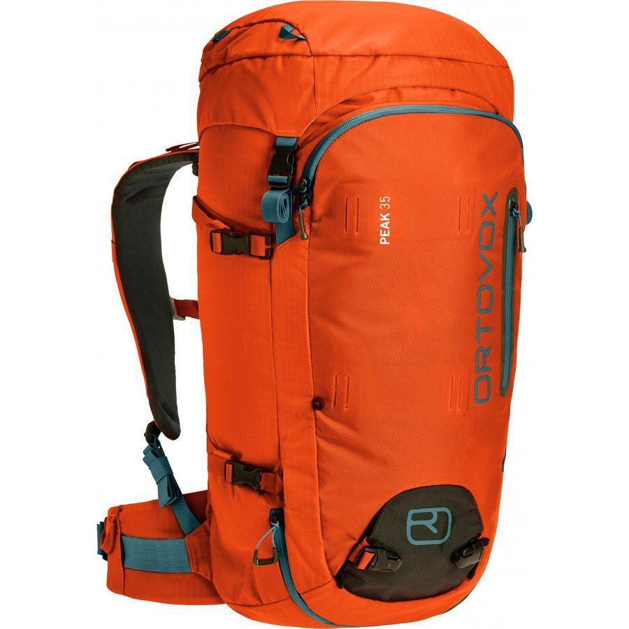(取寄)オルトボックス ユニセックス ピーク 35L バックパック Ortovox Men's Peak 35L Backpack Crazy Orange