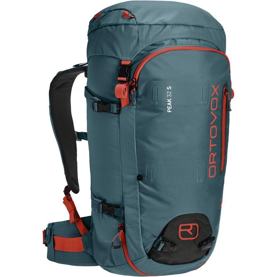 (取寄)オルトボックス ユニセックス ピーク 32LS バックパック Ortovox Men's Peak 32L S Backpack Mid Aqua