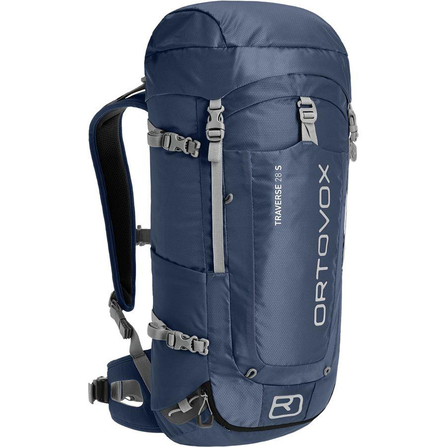 (取寄)オルトボックス ユニセックス トラバース 28LS バックパック Ortovox Men's Traverse 28L S Backpack Night Blue