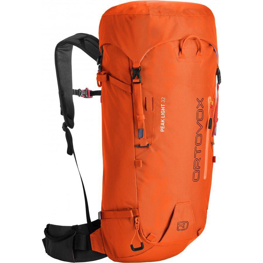 (取寄)オルトボックス ユニセックス ピーク ライト 32L バックパック Ortovox Men's Peak Light 32L Backpack Crazy Orange