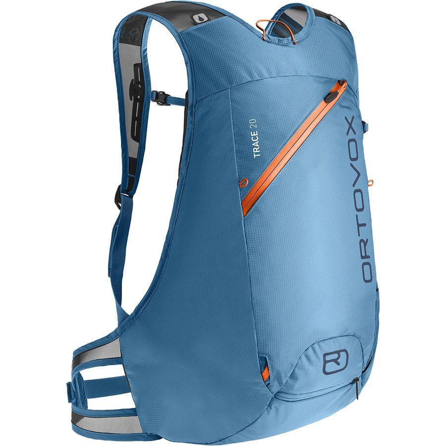 (取寄)オルトボックス ユニセックス トレース 20L バックパック Ortovox Men's Trace 20L Backpack Blue Sea