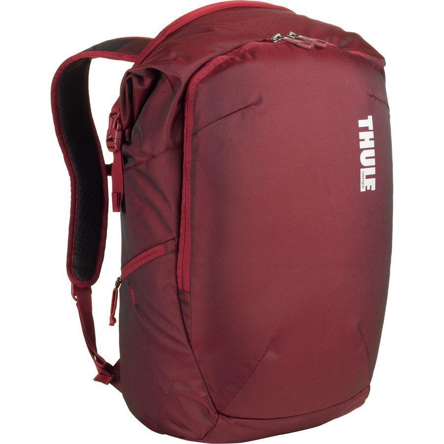 (取寄)スーリー ユニセックス サブテラ 34L バックパック Thule Men's Subterra 34L Backpack Ember