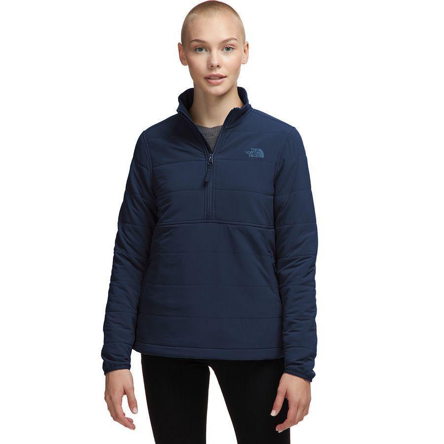 【ハイキング 登山 マウンテン アウトドア】【ウェア アウター】【山ガール ファッション ブランド】【大きいサイズ ビッグサイズ】 (取寄)ノースフェイス レディース マウンテン トレーナー 3.0 プルオーバー The North Face Women Mountain Sweatshirt 3.0 Pullover Urban Navy