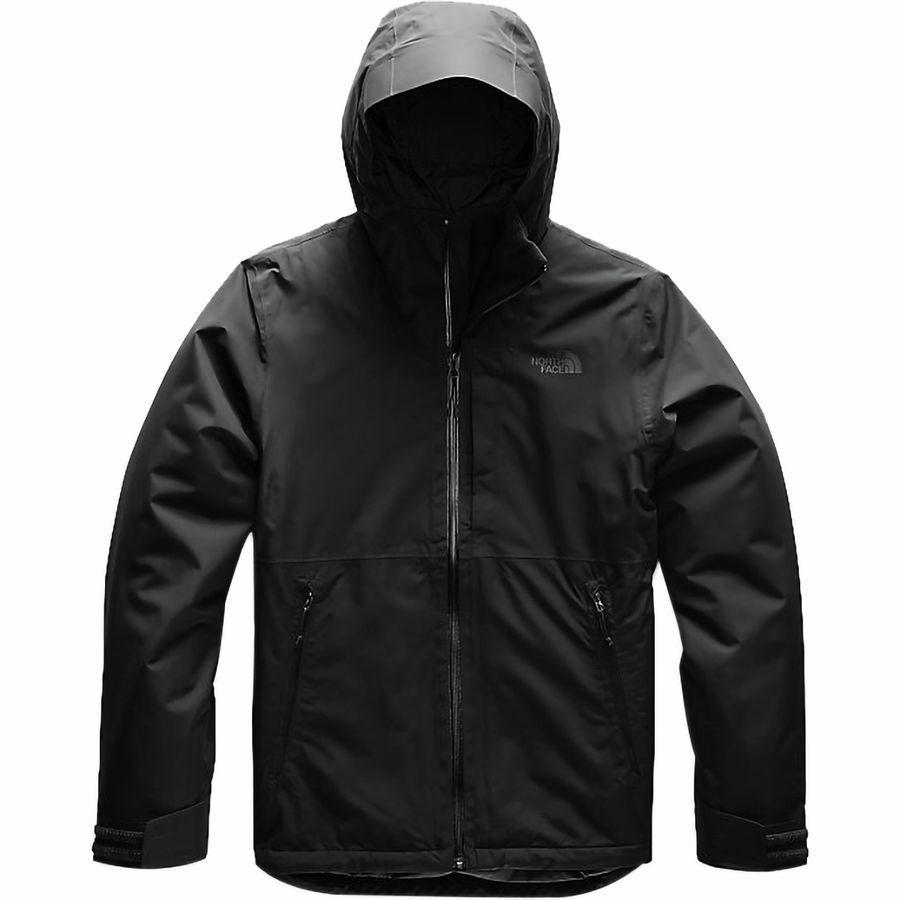 スーパーSALE 17000点大特価!ハイキング 登山 マウンテン アウトドアウェア アウター大きいサイズ ビッグサイズ (取寄)ノースフェイス メンズ インラックス インサレーテッド ジャケット The North Face Men's Inlux Insulated Jacket Tnf Black
