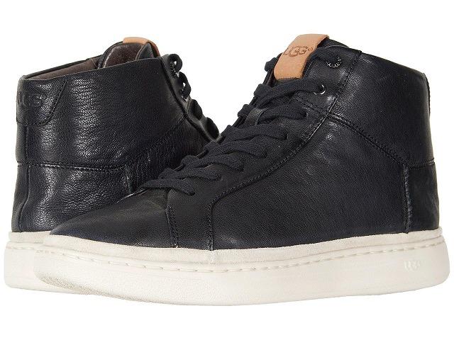 (取寄)アグ メンズ カリ スニーカー ハイ UGG Men's Cali Sneaker High Black Leather