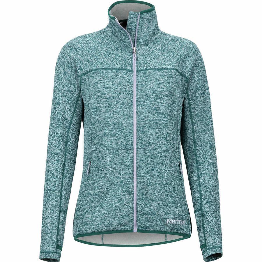 (取寄)マーモット レディース メスカリート 2.0 フリース ジャケット Marmot Women Mescalito 2.0 Fleece Jacket Deep Teal