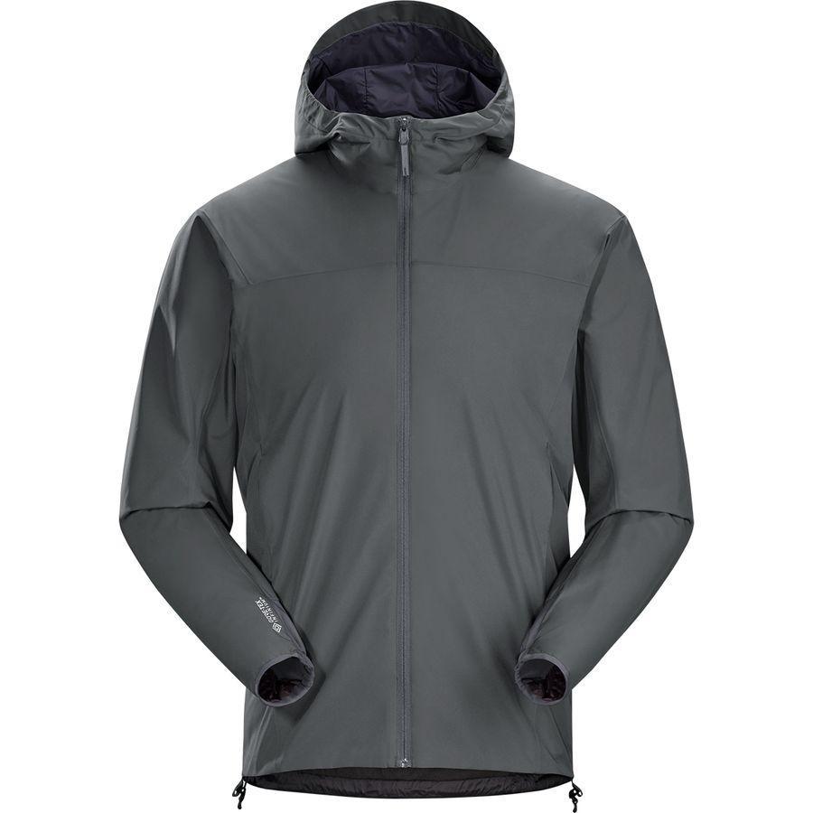 【クーポンで最大2000円OFF】(取寄)アークテリクス メンズ ソラノ フーデッド ジャケット Arc'teryx Men's Solano Hooded Jacket Cinder