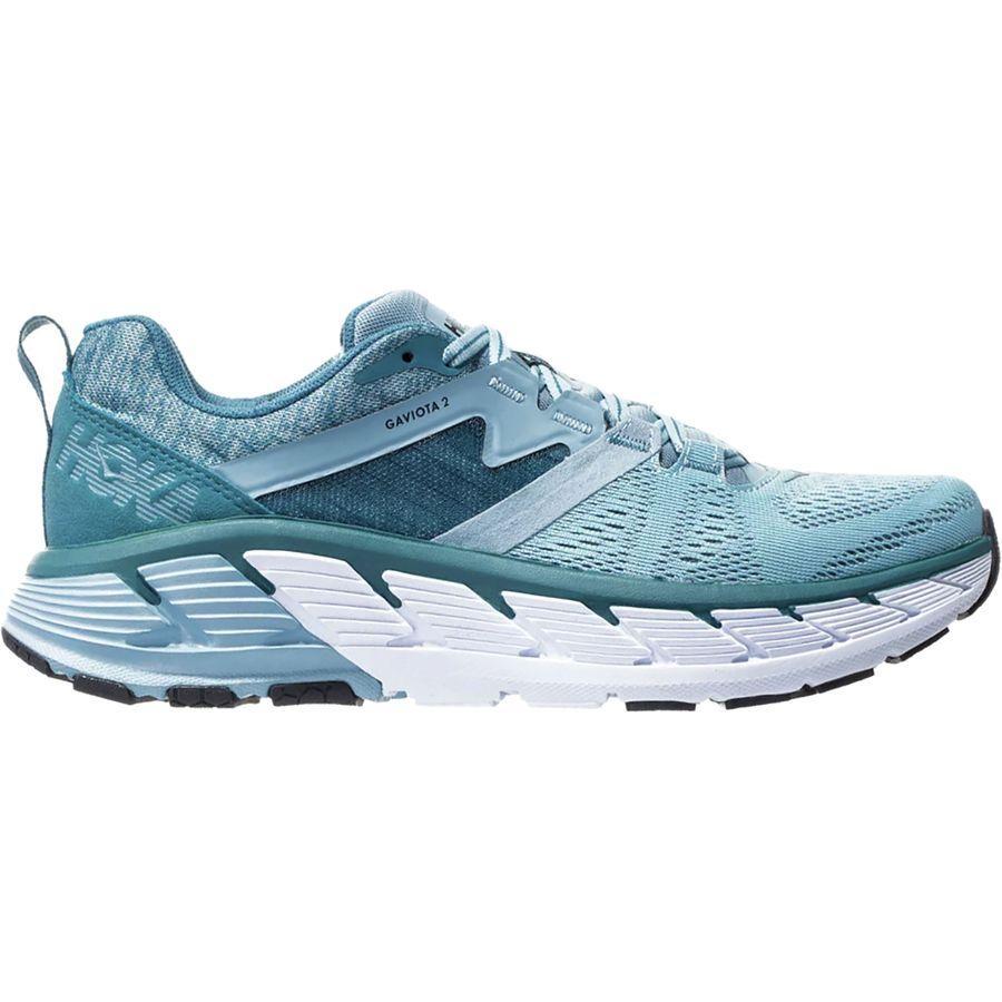 (取寄)ホカ オネ オネ レディース ガヴィオータ 2 ランニングシューズ HOKA ONE ONE Women Gaviota 2 Running Shoe Forget Me Not/Storm Blue
