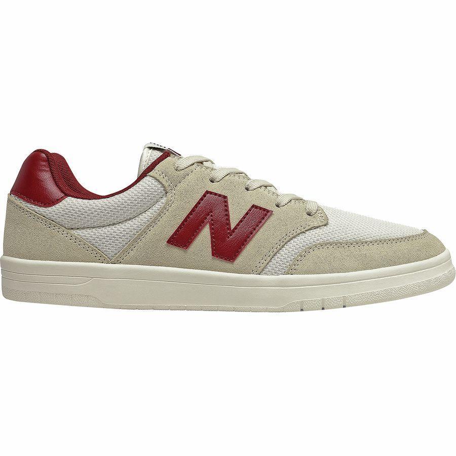 (取寄)ニューバランス メンズ オール コースト 425 シューズ New Balance Men's All Coast 425 Shoe Tan/Burgundy