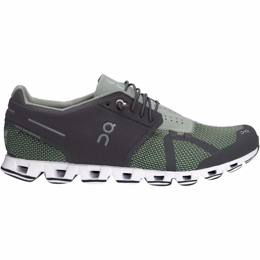 (取寄)オンランニング メンズ クラウド シューズ ON Running Men's Cloud Shoe Rock/Leaf