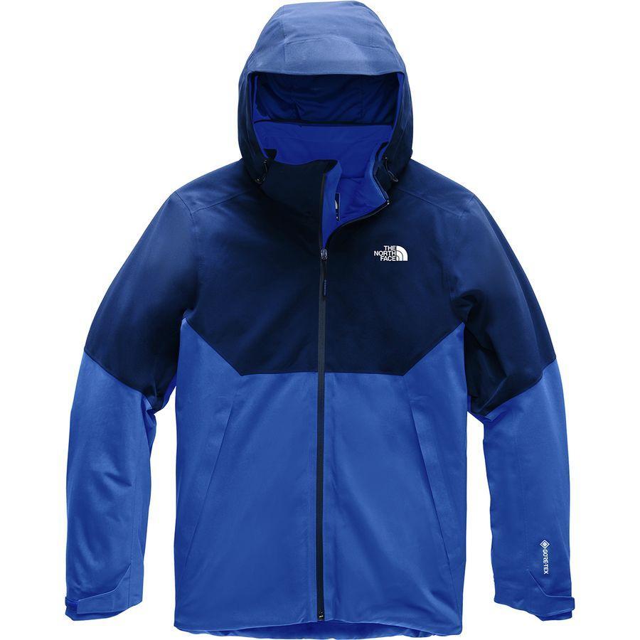 【ハイキング 登山 マウンテン アウトドア】【ウェア アウター】【大きいサイズ ビッグサイズ】 (取寄)ノースフェイス メンズ アペックス フレックス Gtx サーマル フーデッド ジャケット The North Face Men's Apex Flex GTX Thermal Hooded Jacket Tnf Blue/Flag Blue