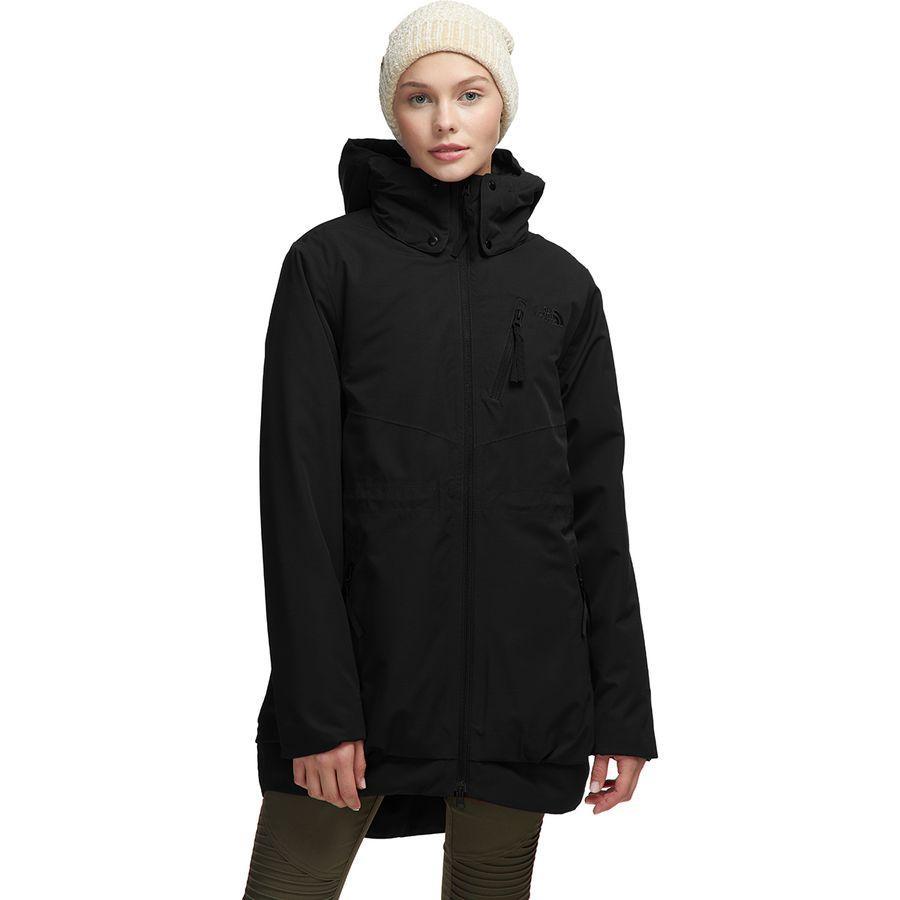(取寄)ノースフェイス レディース ミレニア インサレーテッド ジャケット The North Face Women Millenia Insulated Jacket Tnf Black