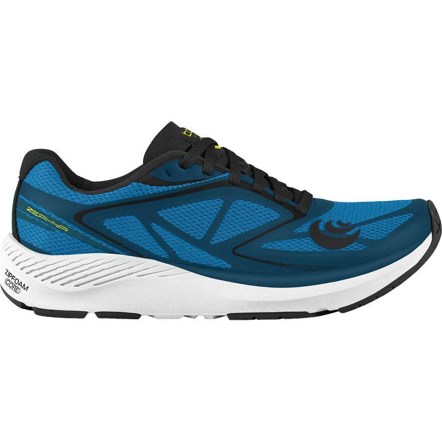 (取寄)トポアスレチック メンズ ゼファー ランニングシューズ Topo Athletic Men's Zephyr Running Shoe Blue/Black