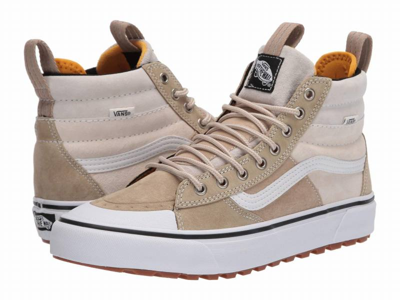 (取寄)Vans(バンズ) スニーカー スケート-ハイ MTE 2.0 DX メンズ Vans Men's Sk8-Hi MTE 2.0 DX (MTE) Cornstalk/Turtledove