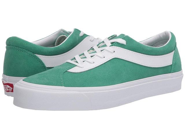 (取寄)Vans(バンズ) スニーカー ボールド ニー ユニセックス メンズ レディース Vans Unisex Bold Ni (Suede) Green Spruce/True White