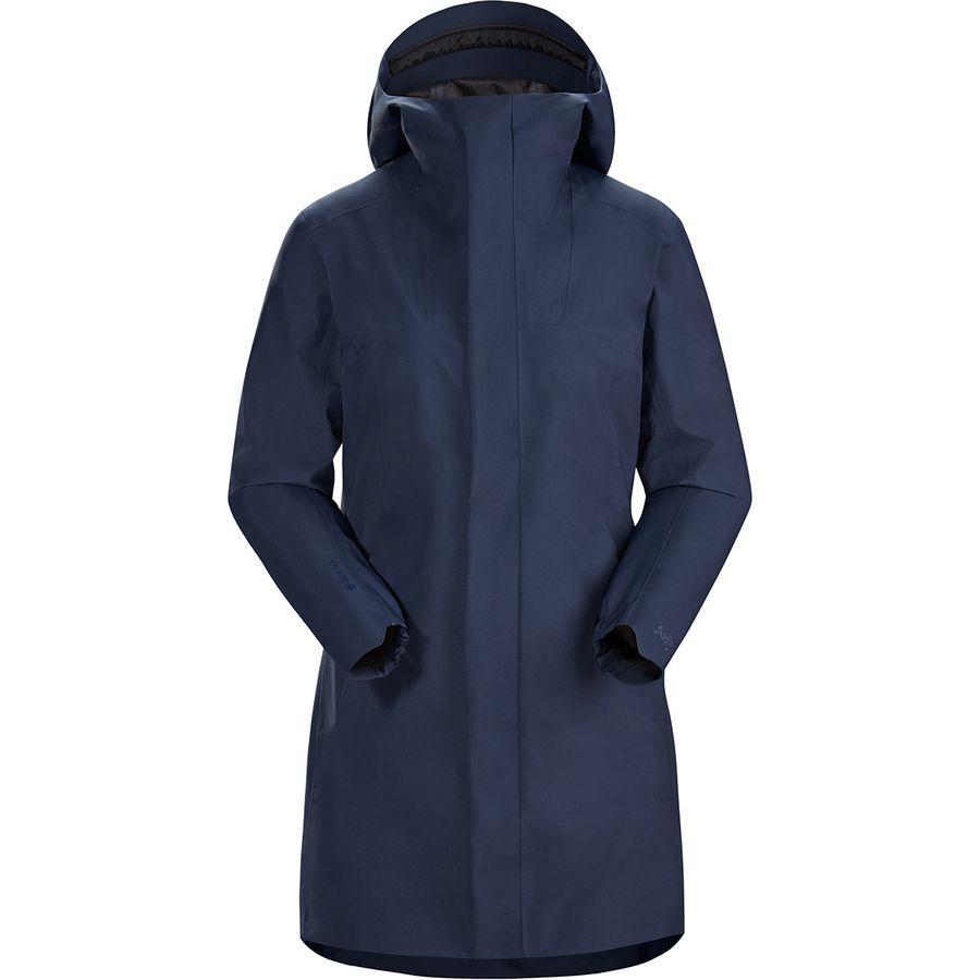 【ハイキング 登山 マウンテン アウトドア】【ウェア アウター】【山ガール ファッション ブランド】【大きいサイズ ビッグサイズ】 (取寄)アークテリクス レディース コデッタ コート Arc'teryx Women Codetta Coat Cobalt Moon