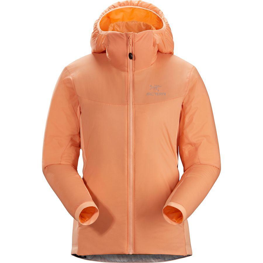 【クーポンで最大2000円OFF】(取寄)アークテリクス レディース アトム LT フーデッド インサレーテッド ジャケット Arc'teryx Women Atom LT Hooded Insulated Jacket Neoflora