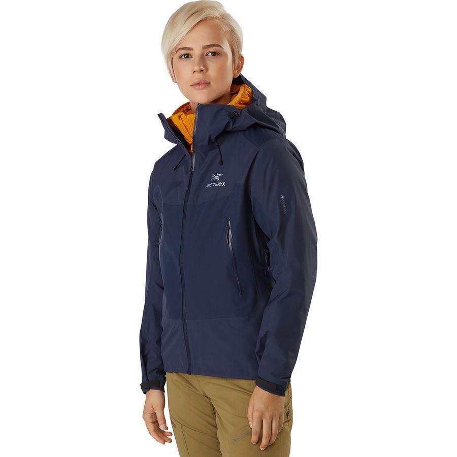 (取寄)アークテリクス レディース ビーター SL ハイブリッド ジャケット Arc'teryx Women Beta SL Hybrid Jacket Cobalt Moon