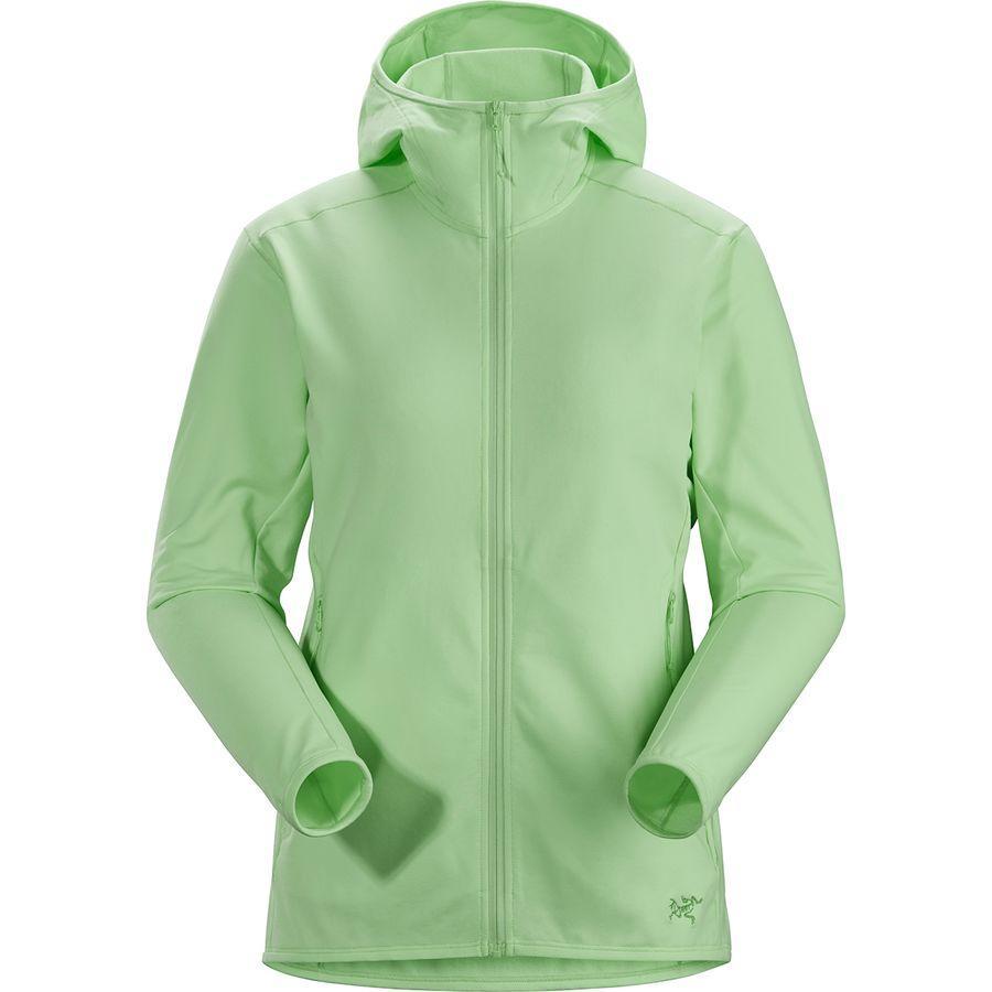 【クーポンで最大2000円OFF】(取寄)アークテリクス レディース カイヤナイト LT フーデッド ジャケット Arc'teryx Women Kyanite LT Hooded Jacket Bioprism