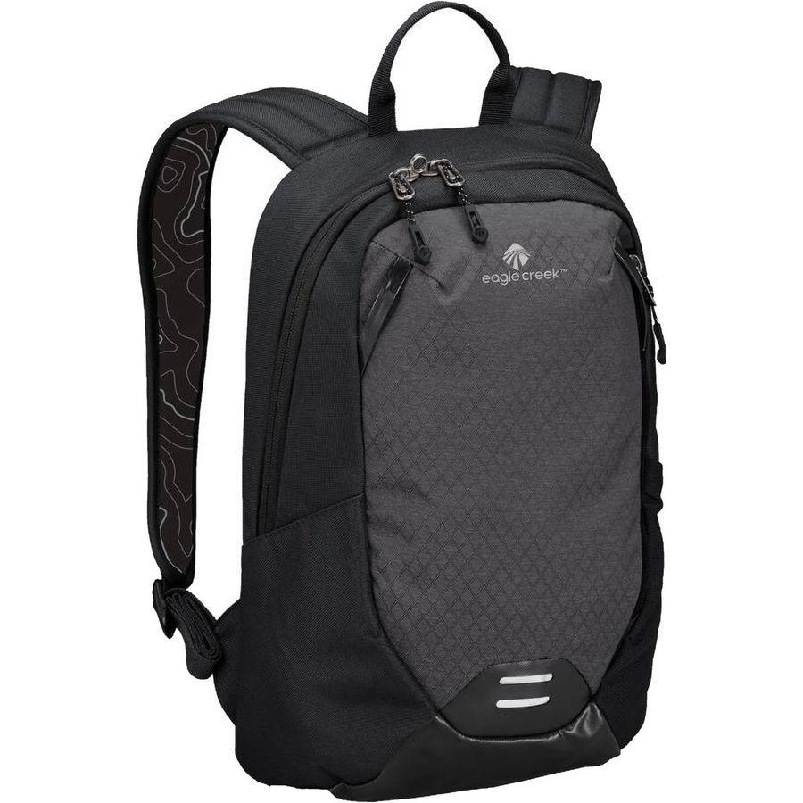 【クーポンで最大2000円OFF】(取寄)イーグルクリーク ユニセックス ウェイファインダー ミニ バックパック Eagle Creek Men's Wayfinder Mini Backpack Black/Charcoal