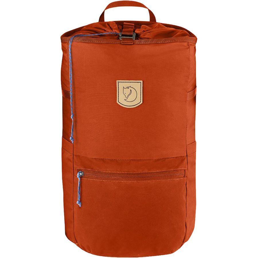 (取寄) フェールラーベン ユニセックス ハイ コースト 18L バックパック Fjallraven Men's High Coast 18L Backpack Flame Orange