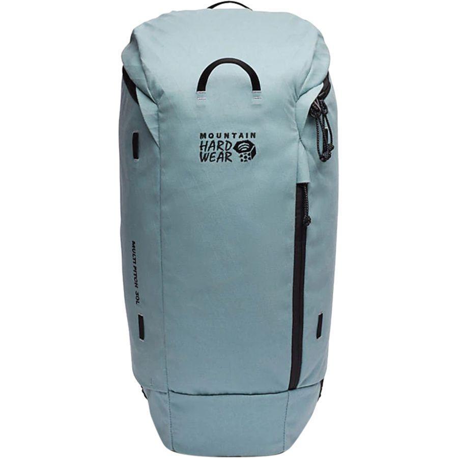 (取寄)マウンテンハードウェア ユニセックス マルチ バックパック Mountain Hardwear Men's Multi Backpack Stone Blue/Black