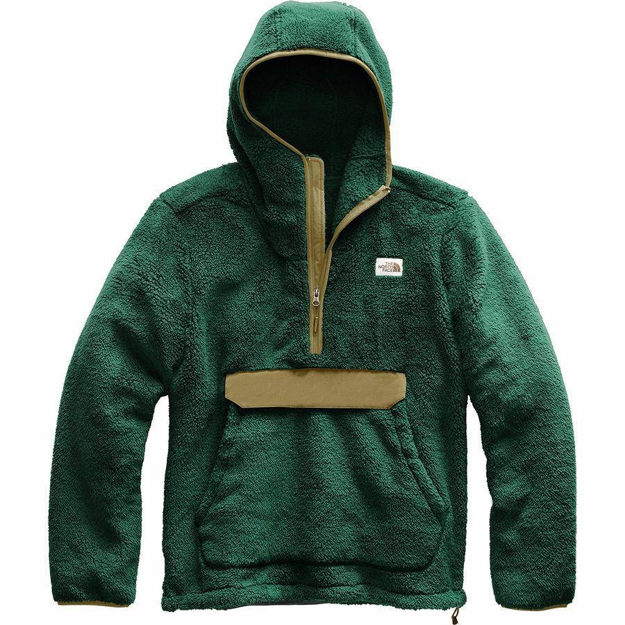 (取寄)ノースフェイス メンズ Campshire プルオーバー パーカー The North Face Men's Campshire Hoodie Pullover Night Green/British Khaki