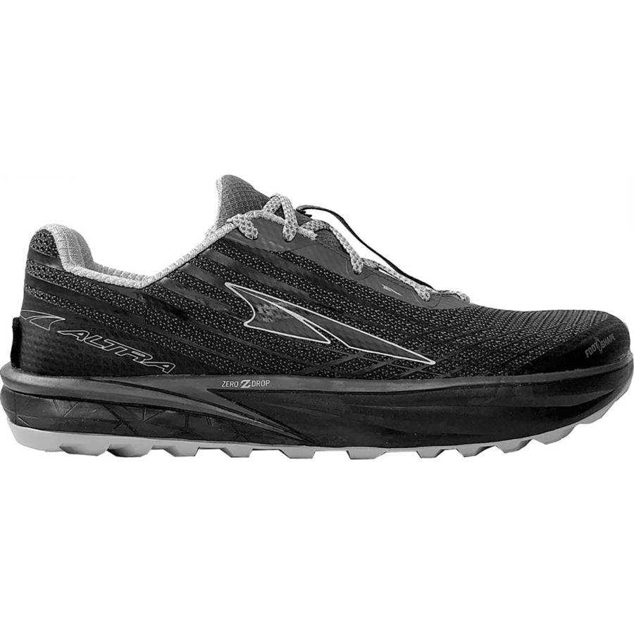 【クーポンで最大2000円OFF】(取寄)アルトラ メンズ Timp 2.0トレイル ランニング シューズ Altra Men's Timp 2.0 Trail Running Shoe Running Shoes Black