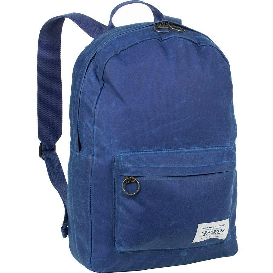 (取寄)バブアー ユニセックス Eadan バックパック Barbour Men's Eaden Backpack True Blue