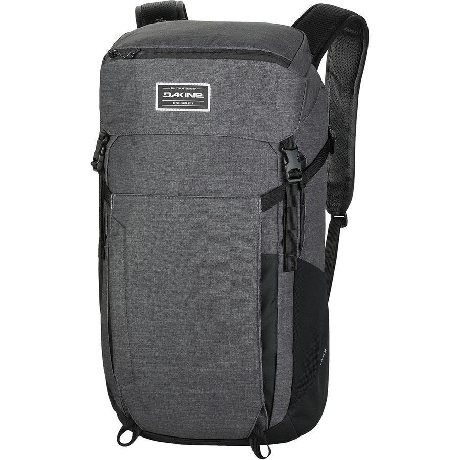 【エントリーでポイント5倍】(取寄)ダカイン ユニセックス キャニオン 28L バックパック DAKINE Men's Canyon 28L Backpack Carbon Pet
