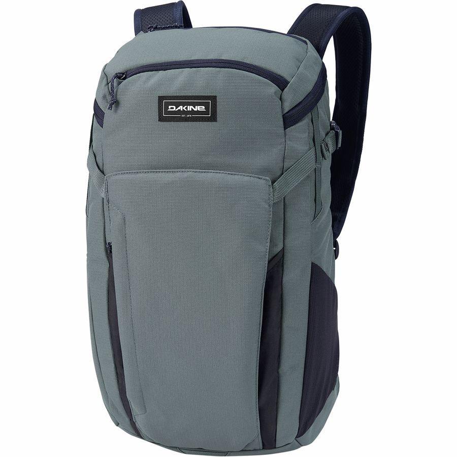 (取寄)ダカイン キャニオン 24L バックパック リュック バッグ DAKINE Men's Canyon 24L Backpack Dark Slate Pet