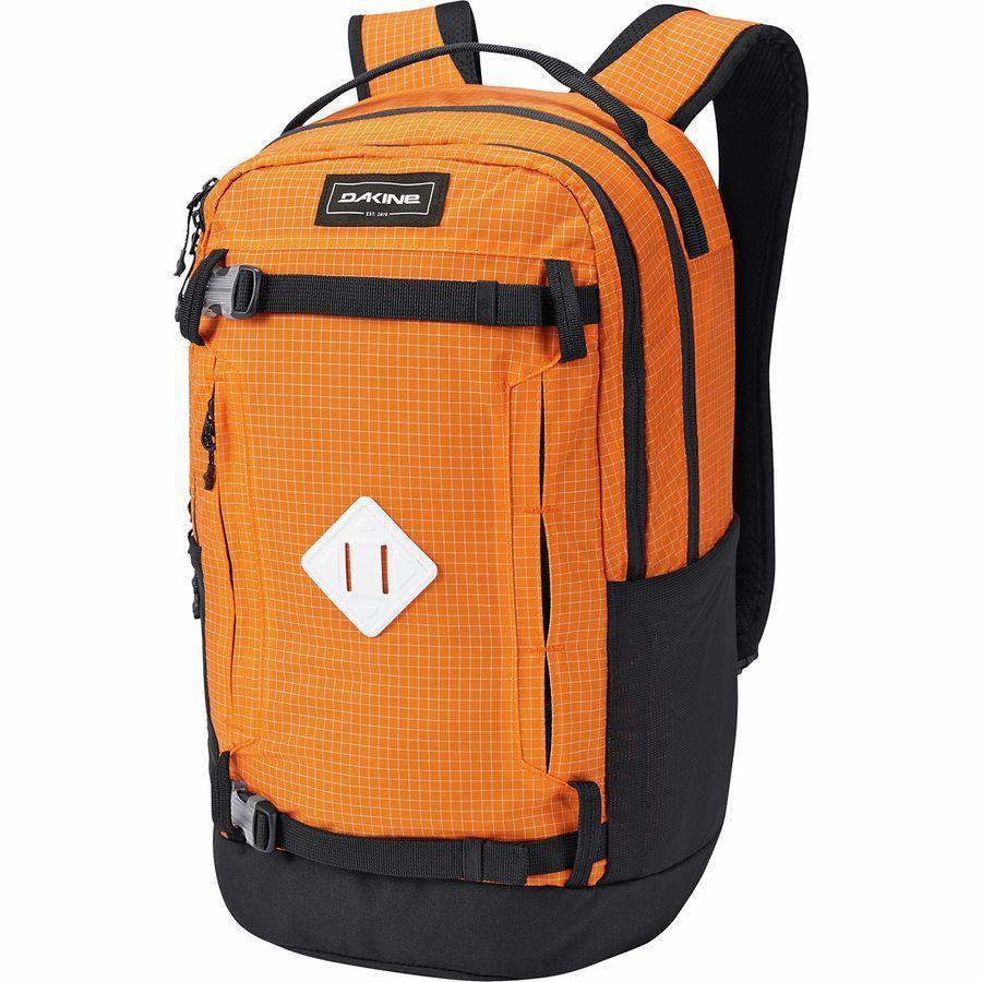 【エントリーでポイント5倍】(取寄)ダカイン ユニセックス アーバン ミッション 23L バックパック DAKINE Men's Urban Mission 23L Backpack Orange