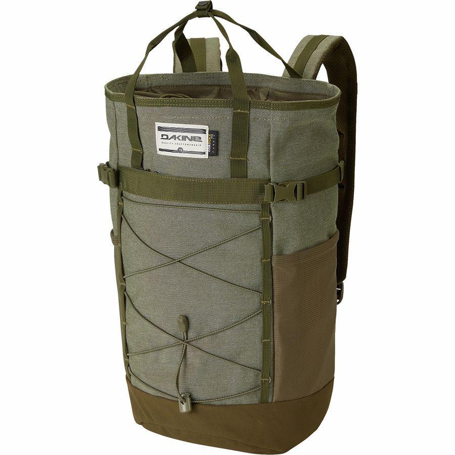 (取寄)ダカイン ユニセックス ワンダー シンチ 21L バックパック DAKINE Men's Wander Cinch 21L Backpack R2r Olive