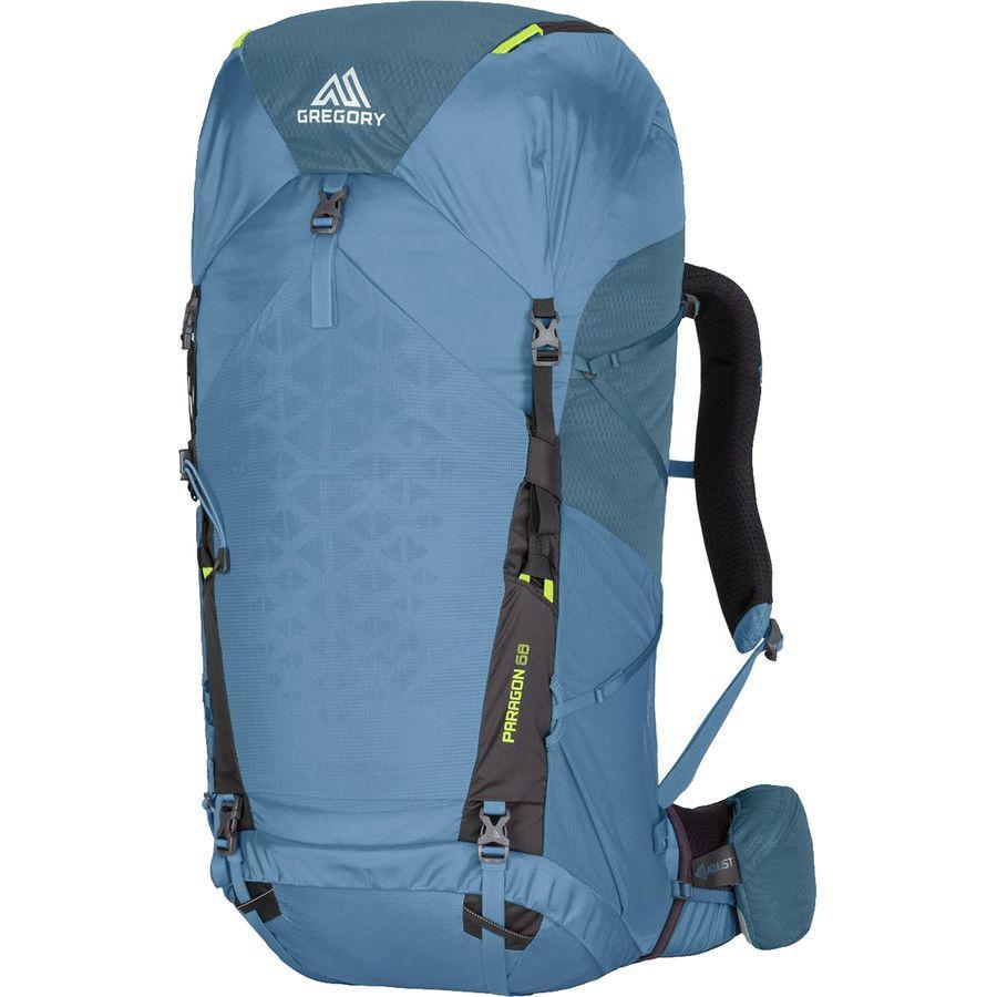 【クーポンで最大2000円OFF】(取寄)グレゴリー ユニセックス パラゴン 68L バックパック Gregory Men's Paragon 68L Backpack Omega Blue