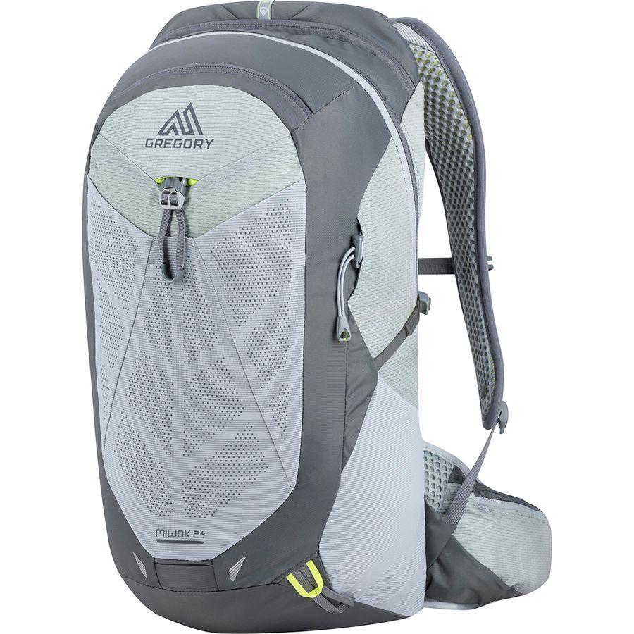 (取寄)グレゴリー ユニセックス ミウォック 24L バックパック Gregory Men's Miwok 24L Backpack Graphite グレー