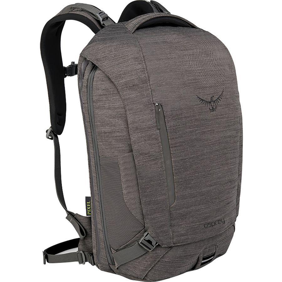 (取寄)オスプレー ピクセル 26L バックパック リュック バッグ Osprey Packs Men's Pixel 26L Backpack Shark Grey