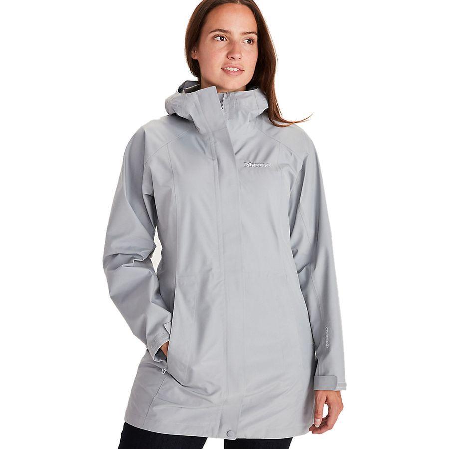 (取寄)マーモット レディース エッセンシャル ジャケット Marmot Women Essential Jacket Sleet
