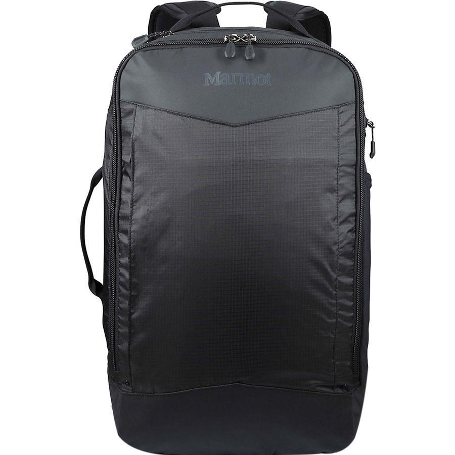 【エントリーでポイント5倍】(取寄)マーモット ユニセックス モナーク 34L バックパック Marmot Men's Monarch 34L Backpack Black